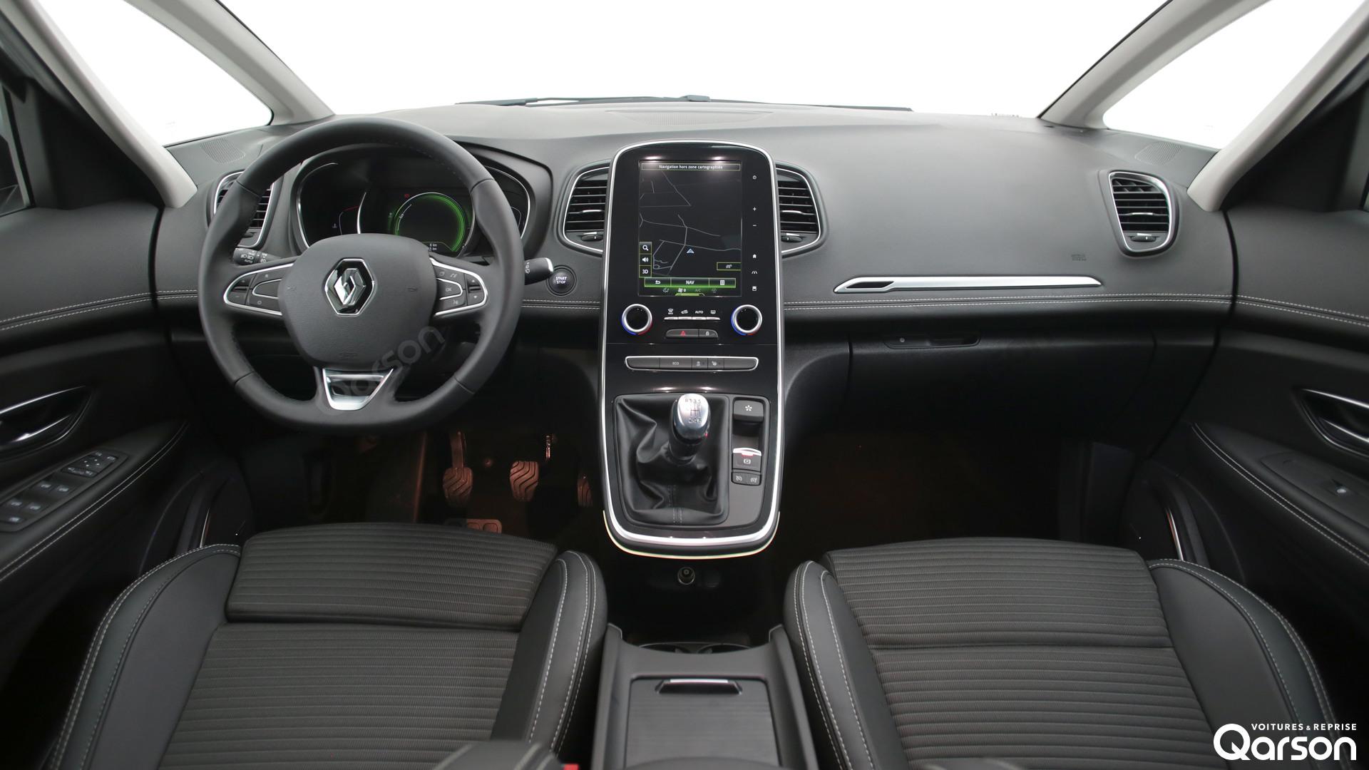 Tableau de bord Renault Scenic 5P