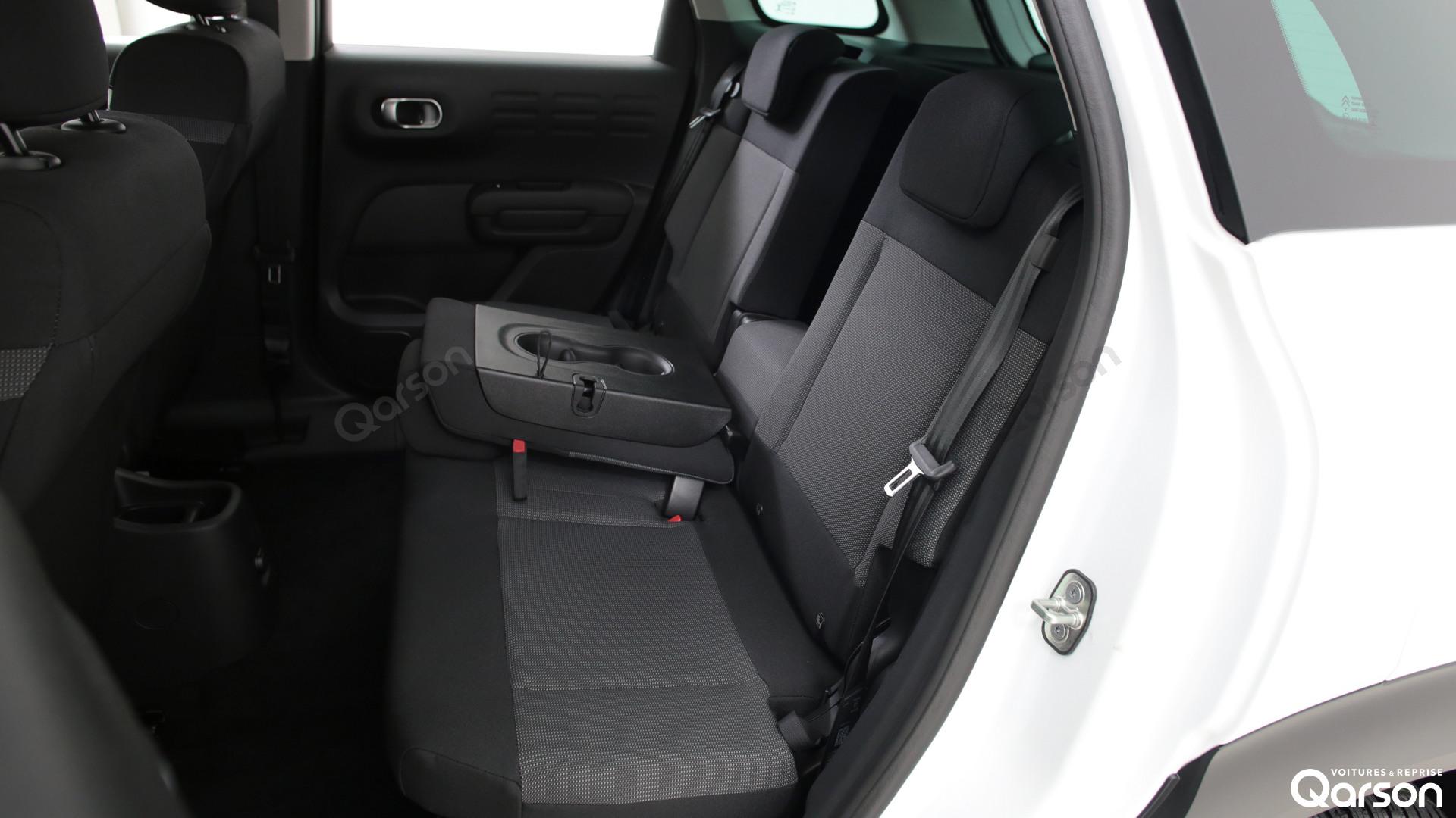 Interieur Citroen C3 Aircross
