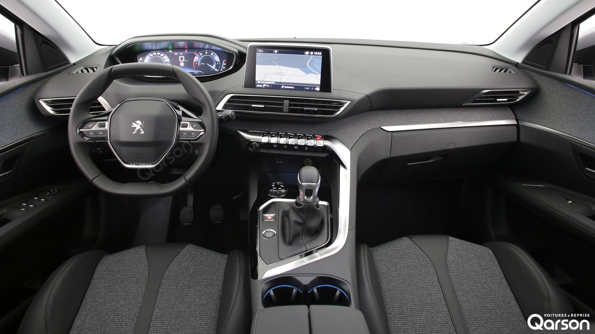 Tableau de bord Peugeot 3008