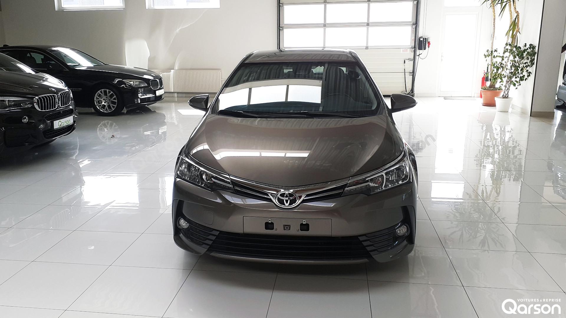Calandre Toyota Corolla