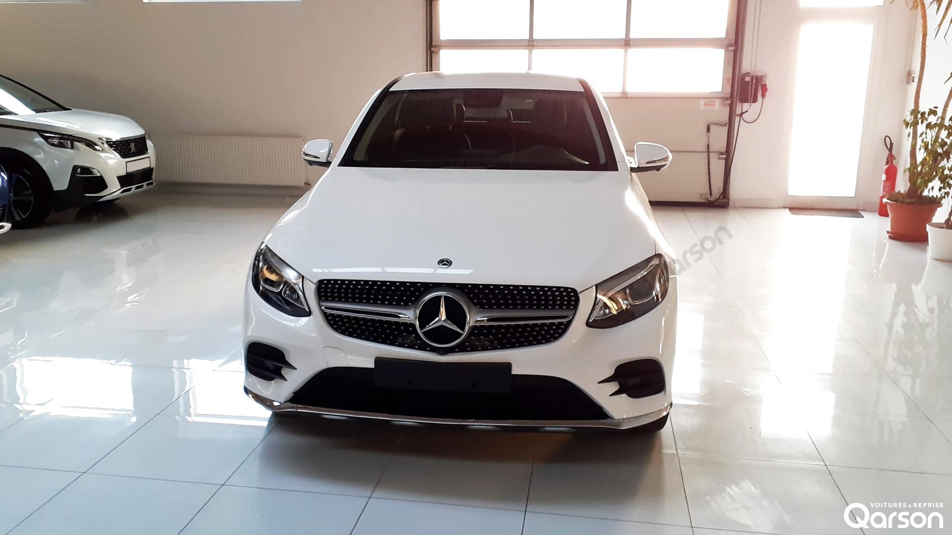 Calandre GLC (C253) Coupe