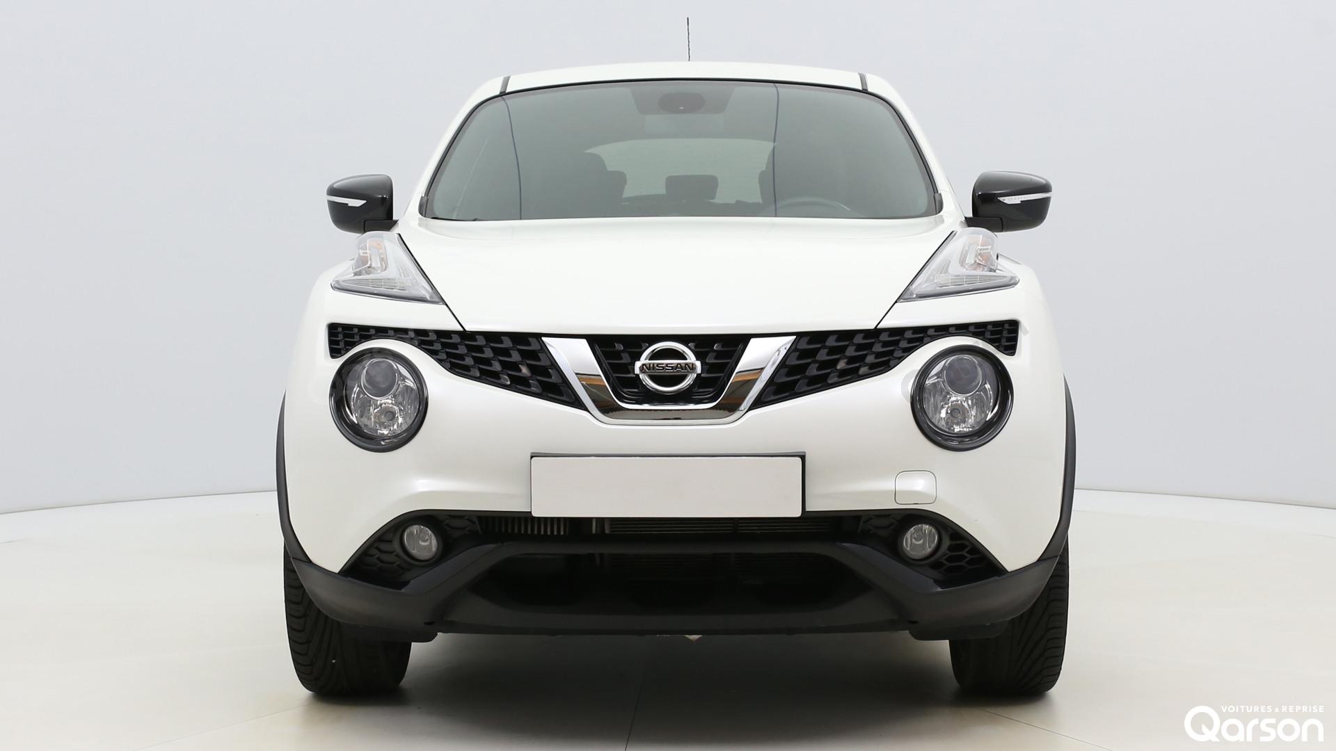 Calandre Nissan Juke