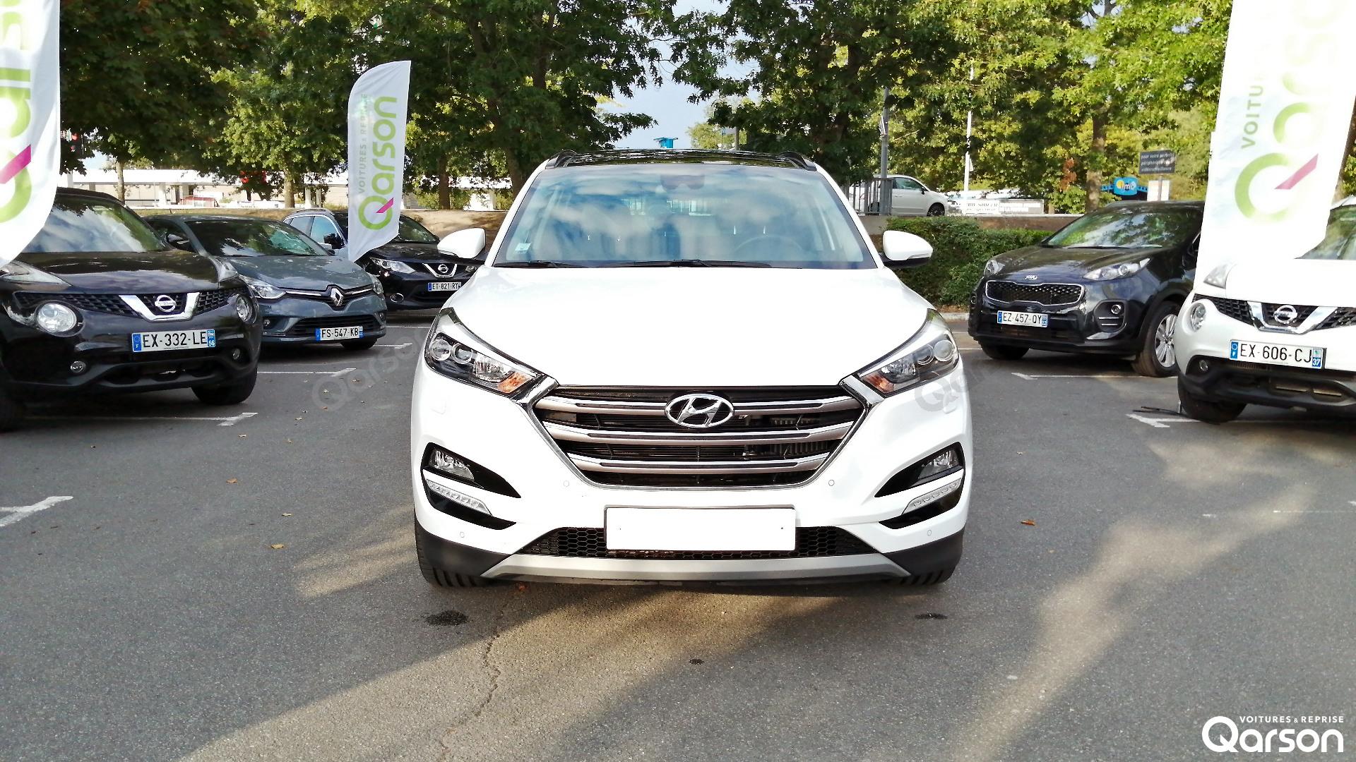 Calandre Hyundai Tucson