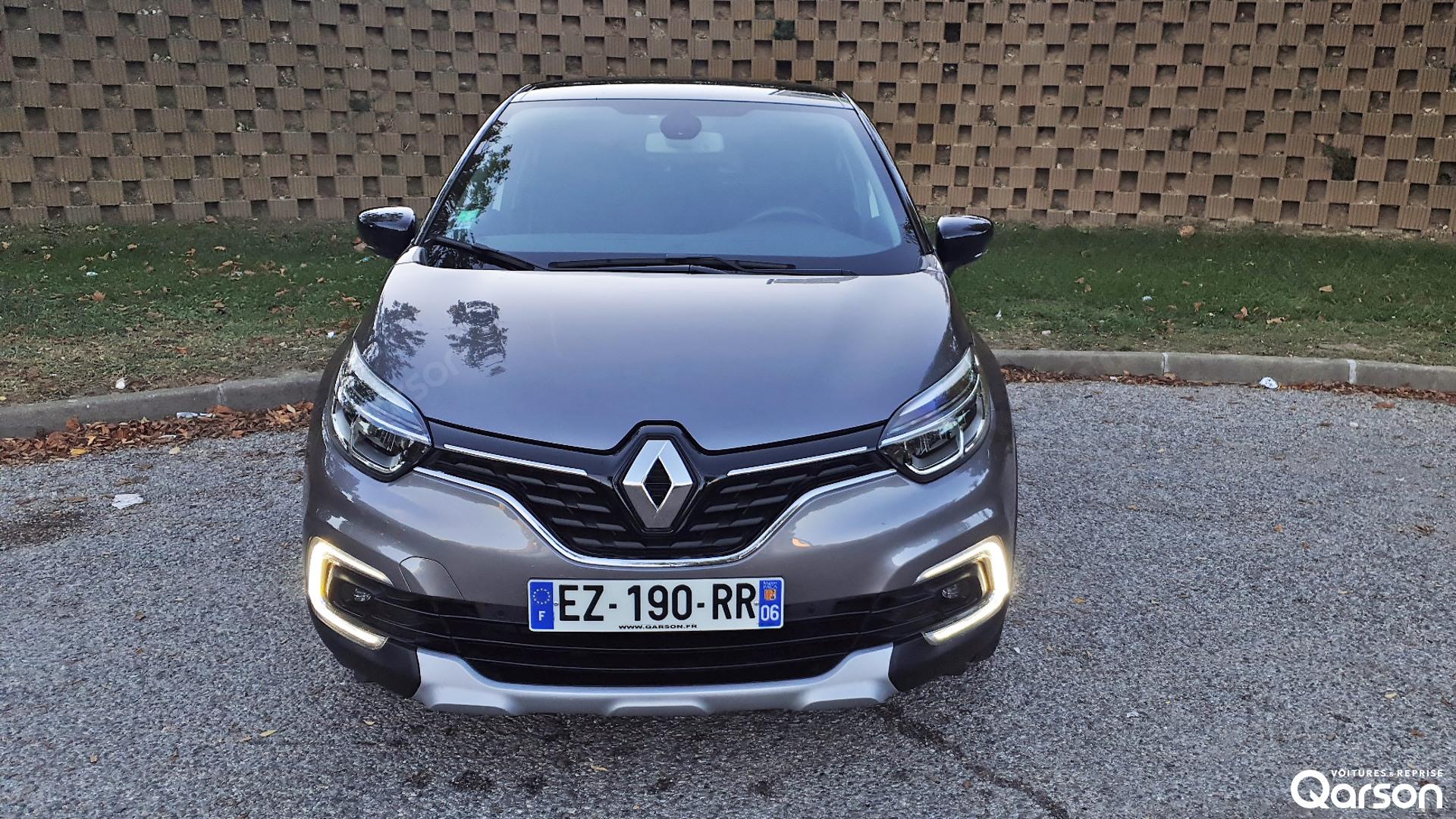 Calandre Renault Captur