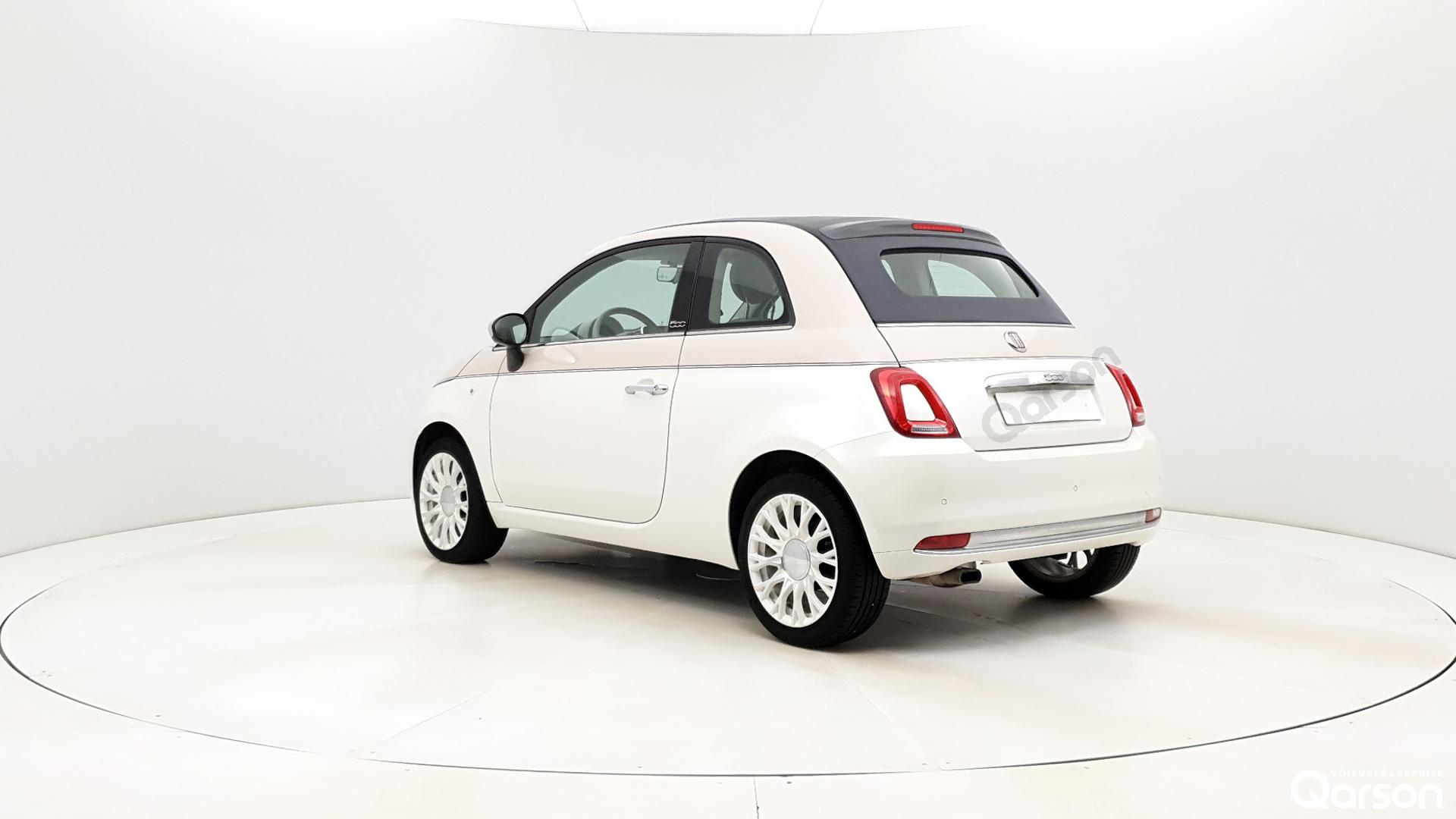 Achat voiture neuve 500 CABRIO