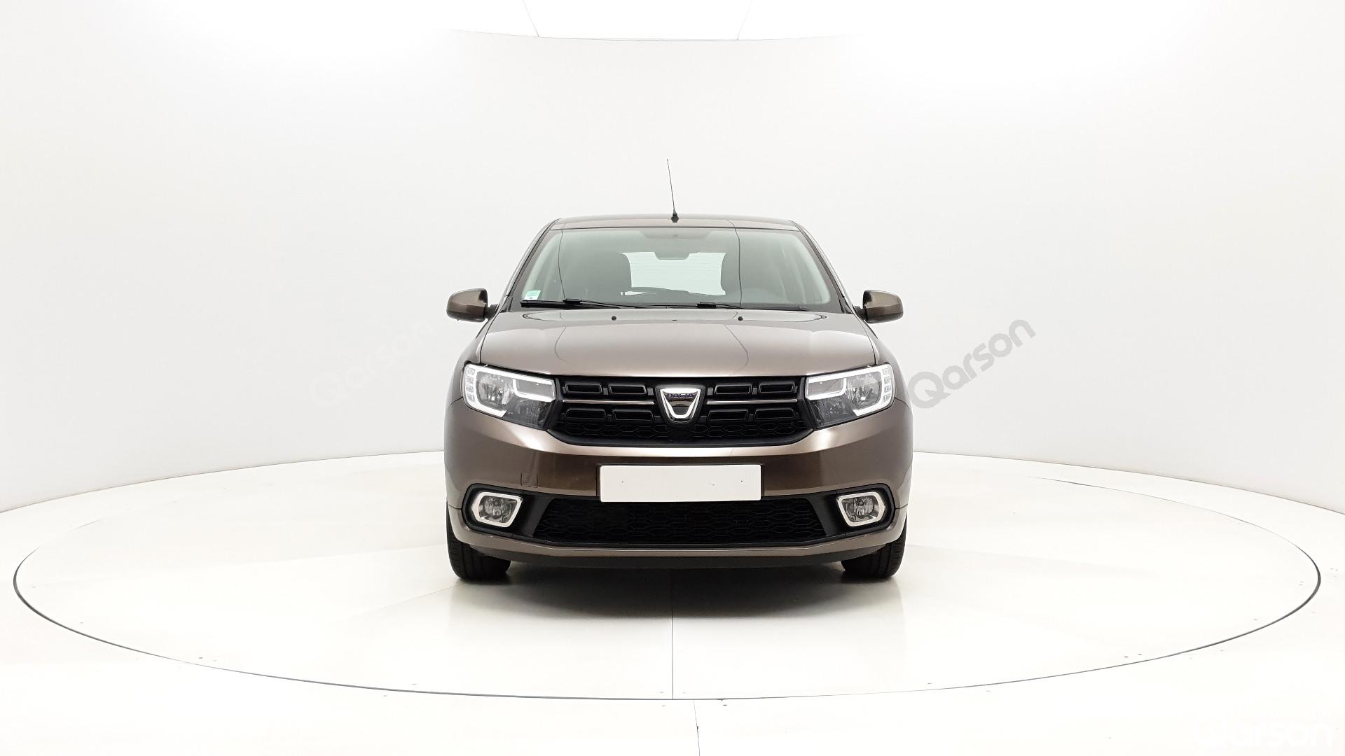 Calandre Dacia Sandero