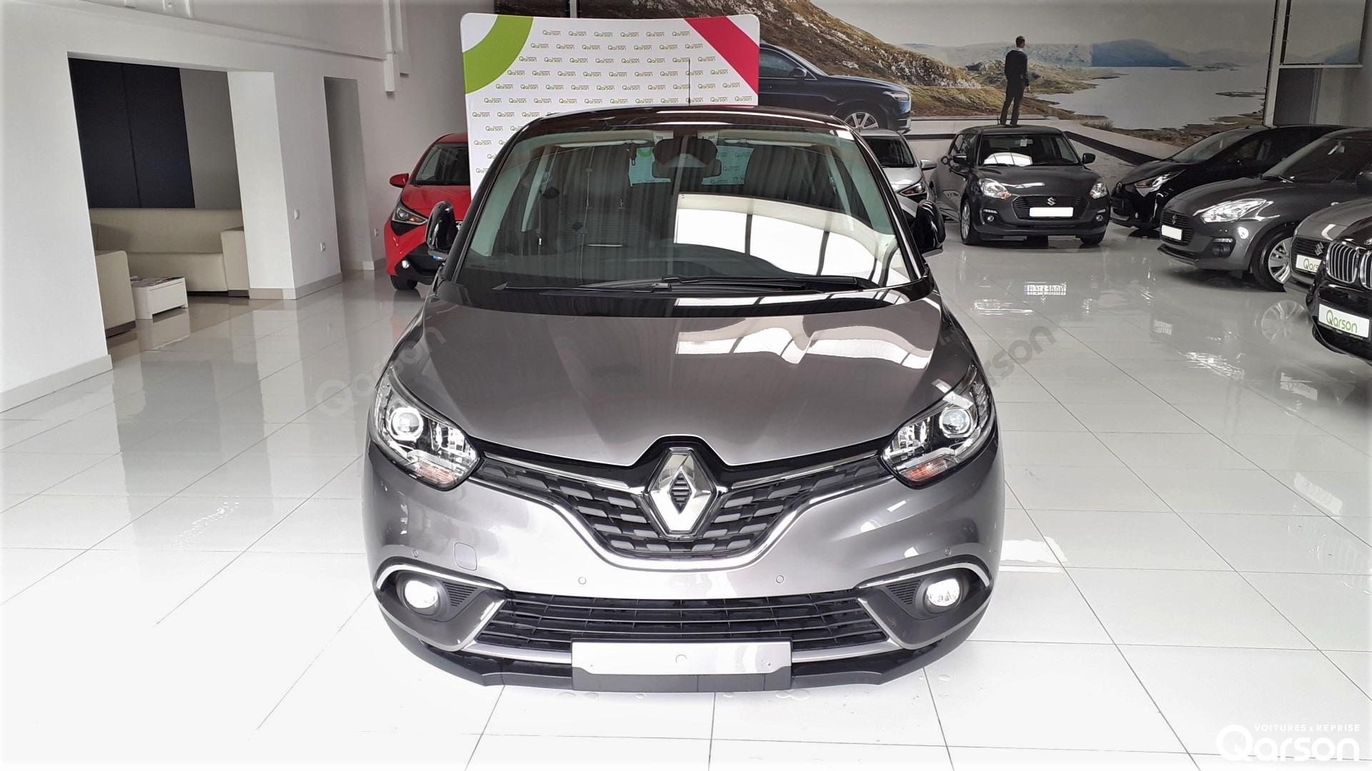 Calandre Renault Scenic 5P