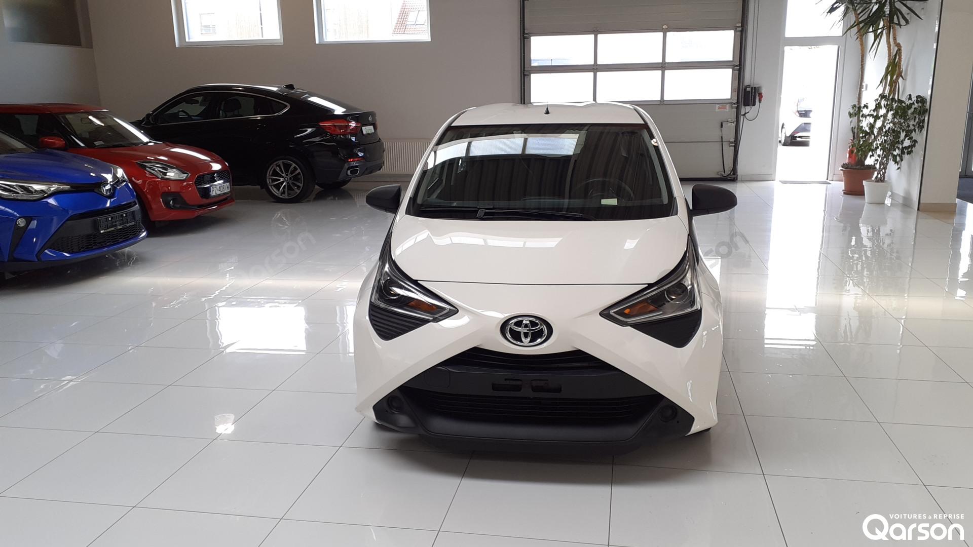 Calandre Toyota Aygo 5P