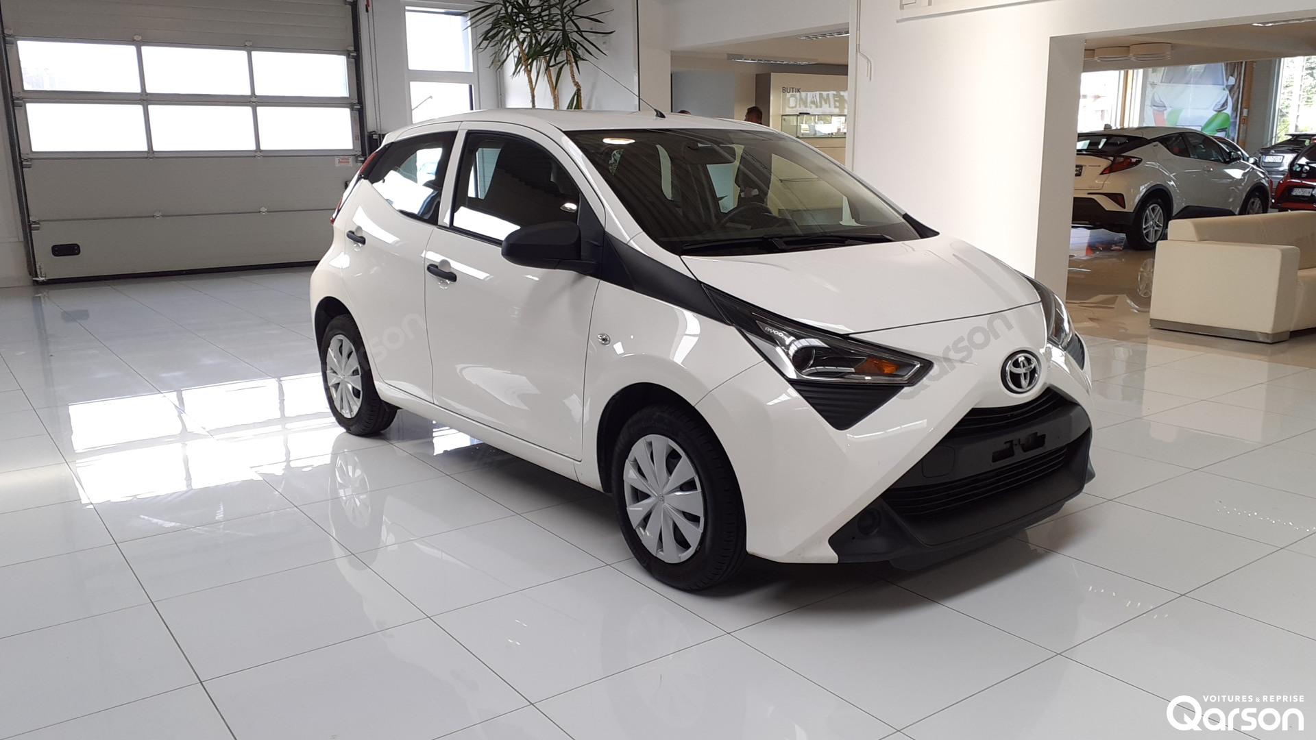 Toyota Aygo 5P