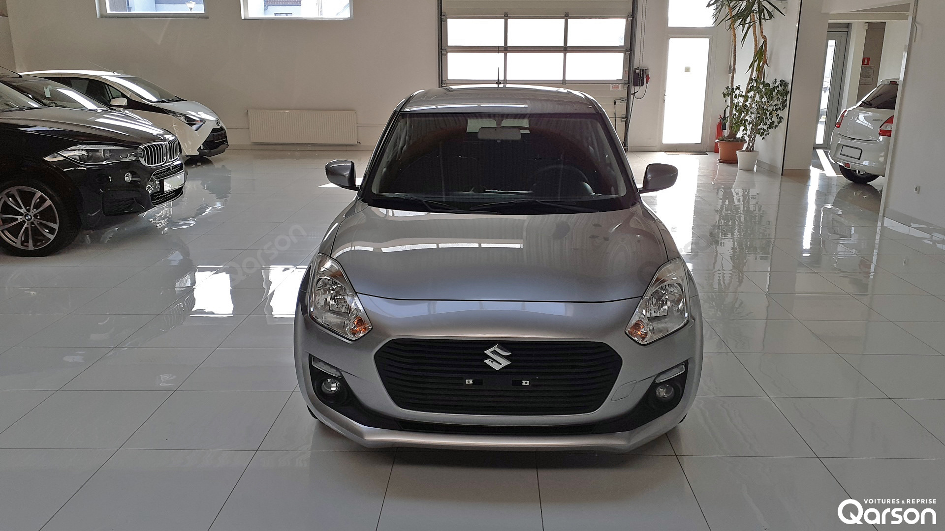 Calandre Suzuki Swift 5P