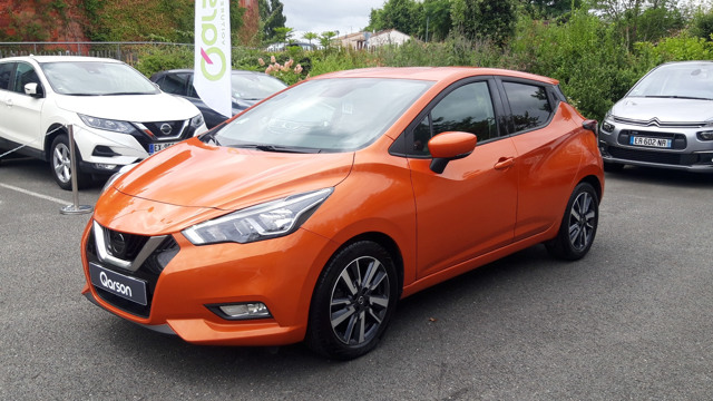 Micra N-CONNECTA