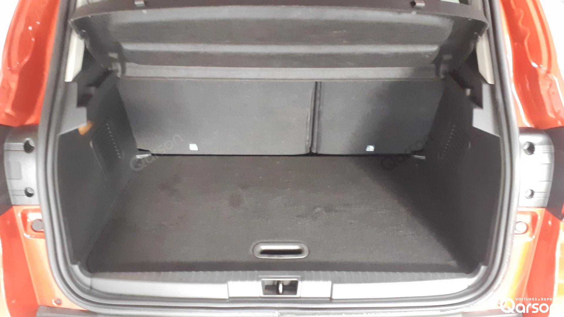 Dimension du coffre
