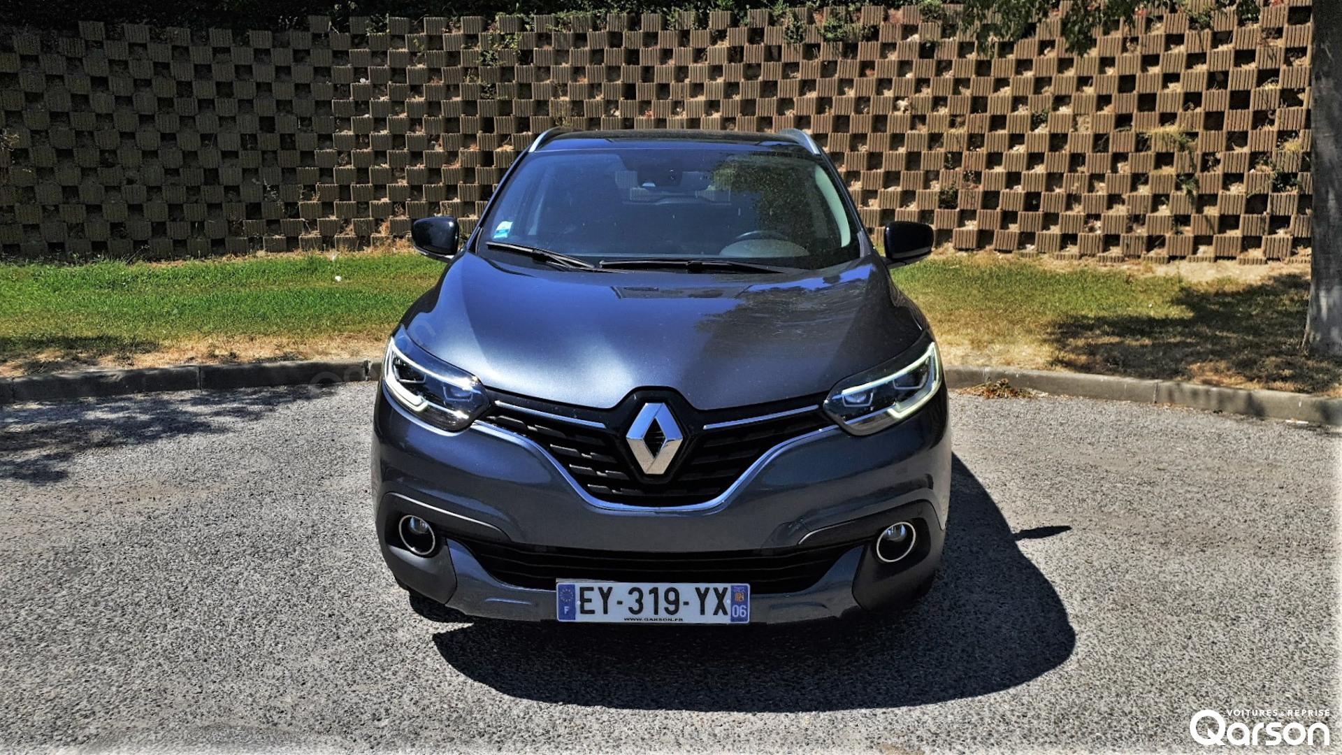 Calandre Renault Kadjar