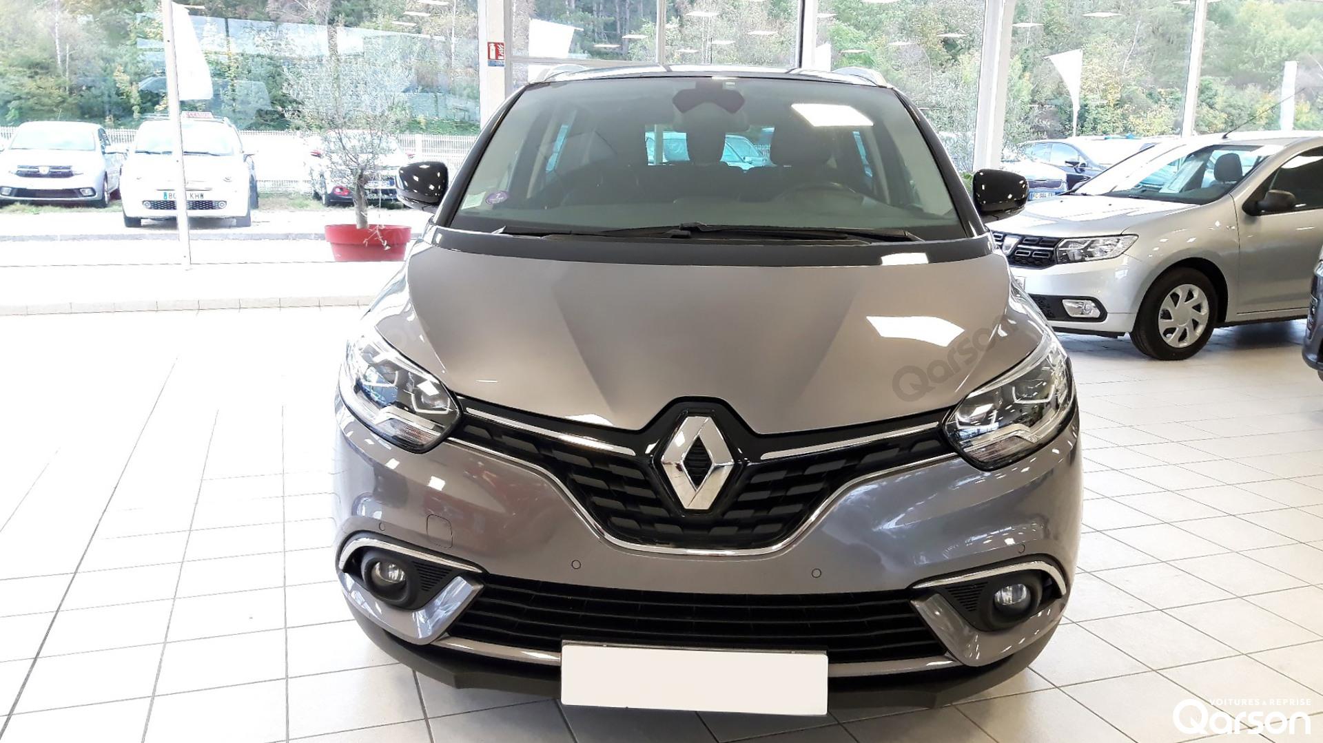 Calandre Renault Scenic GRAND