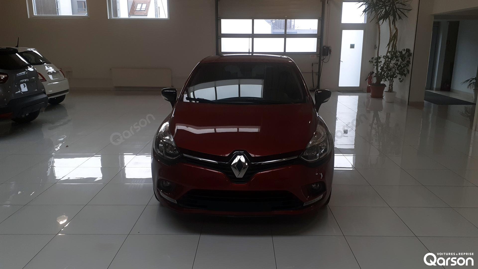 Calandre Clio 5P